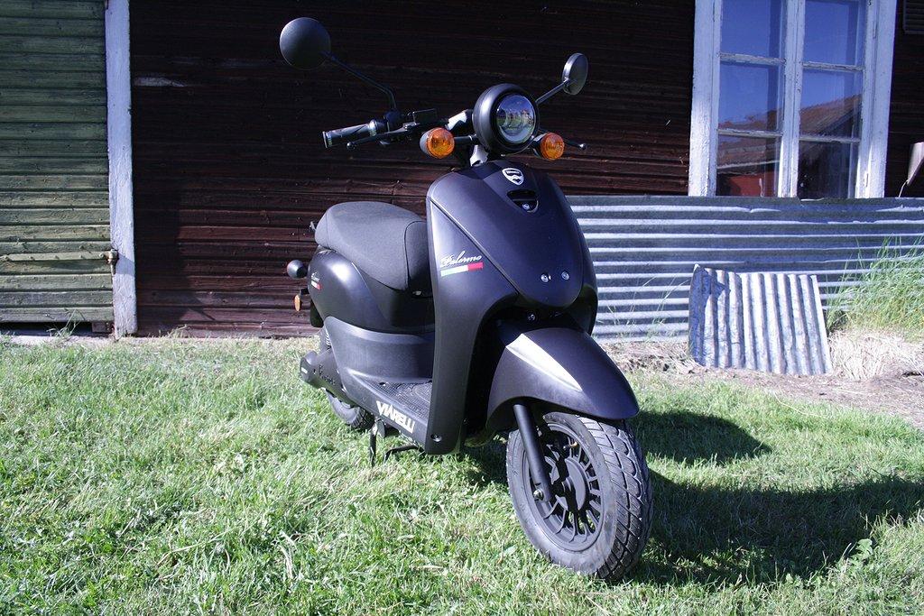 Viarelli Palermo Elektrisk EU-Moped 17900KR