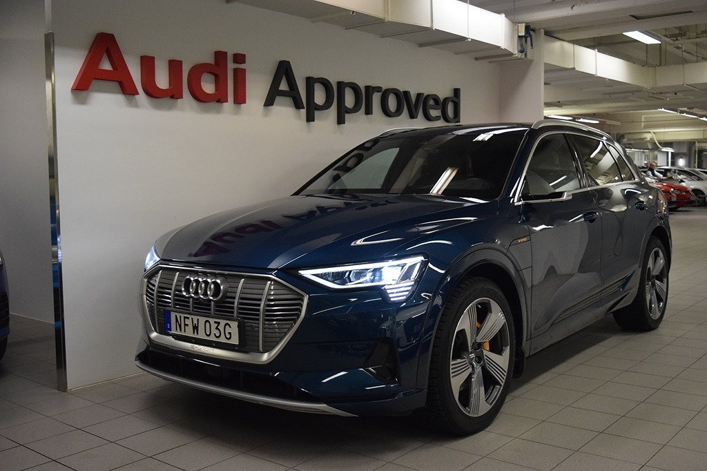Audi E-Tron Quattro 55 Proline Advance