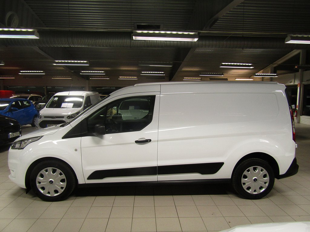 Ford Transit Connect L 2 120 hk 8 vxl aut 189 900 kr ex moms