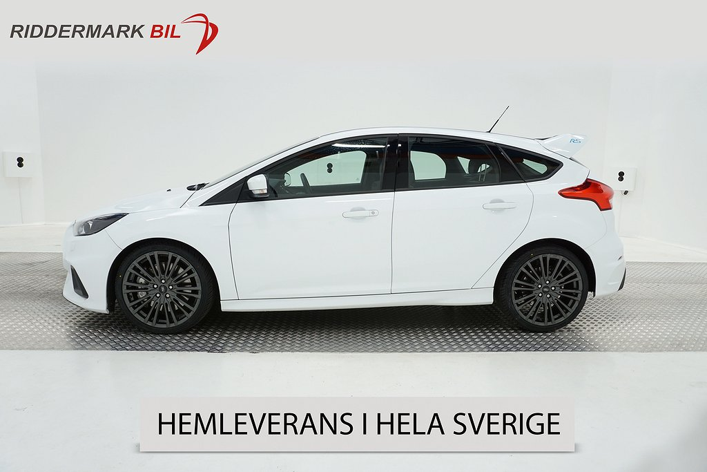 Ford Focus RS EcoBoost AWD (350hk)