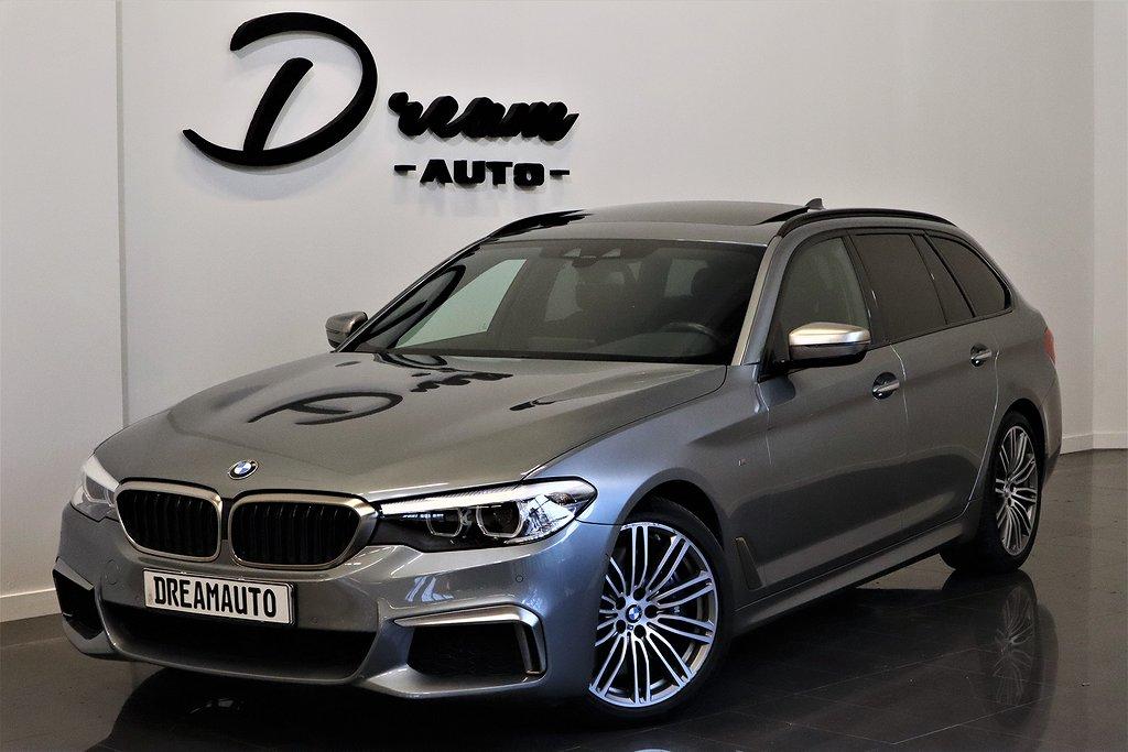 BMW M550 x-DRIVE TOURING FRÅN 3500KR