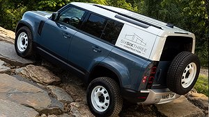 Land Rover Defender Hard Top