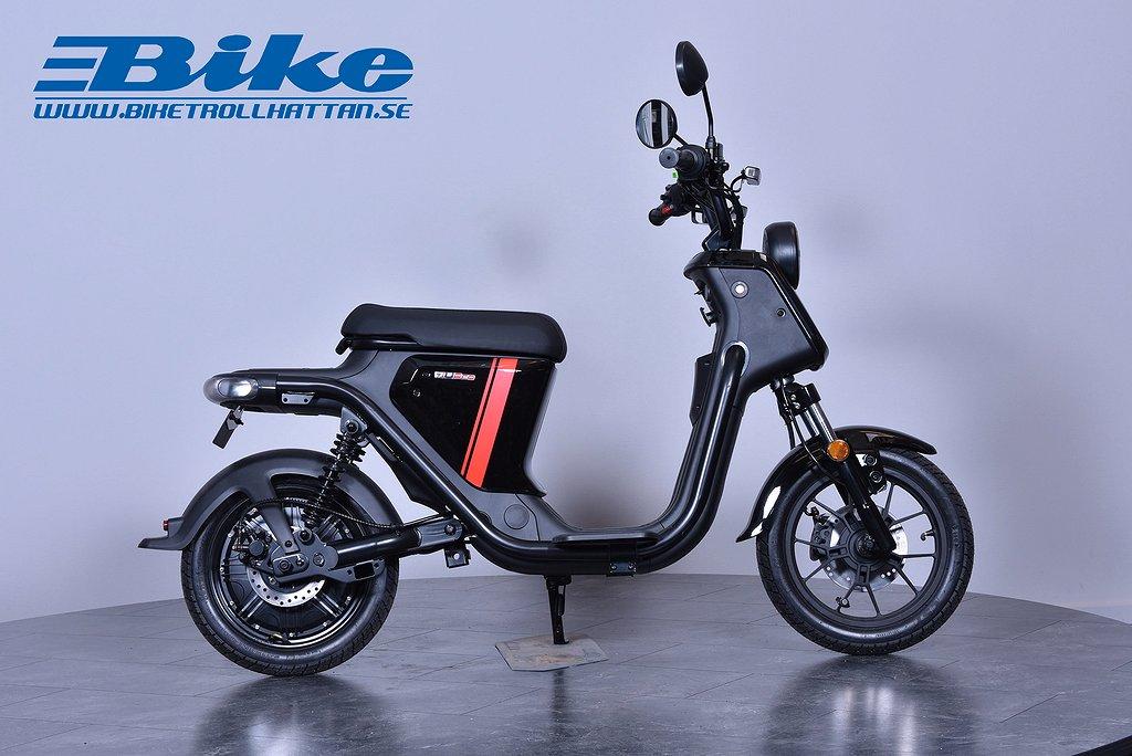 NIU U-pro El-moped 45km/h