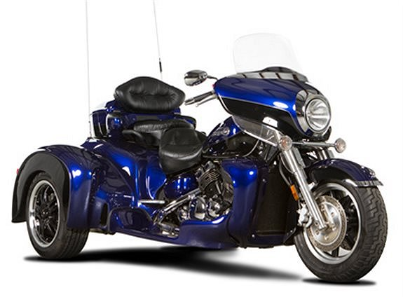 Yamaha YAMAHA ROYAL STAR VENTURE & TOUR DELUXE CONVERSION