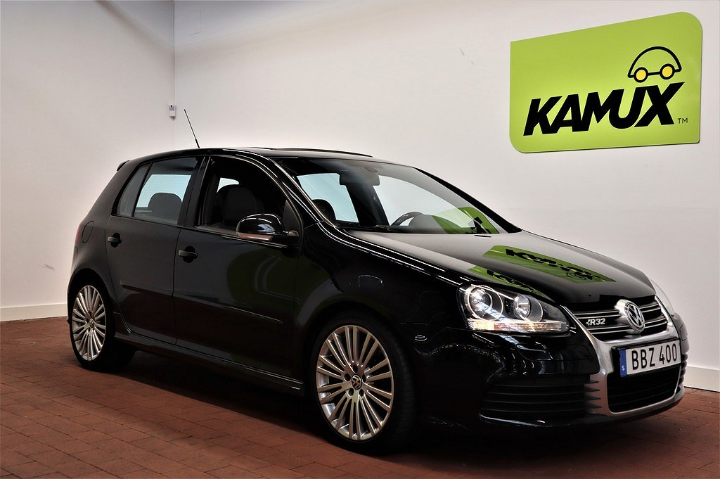 Volkswagen Golf R32 5-door 3.2 VR6 4Motion DSG 250hk