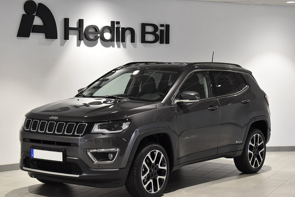 Jeep Compass 1.4 LIMITED 4WD Automat Euro 6 170hk