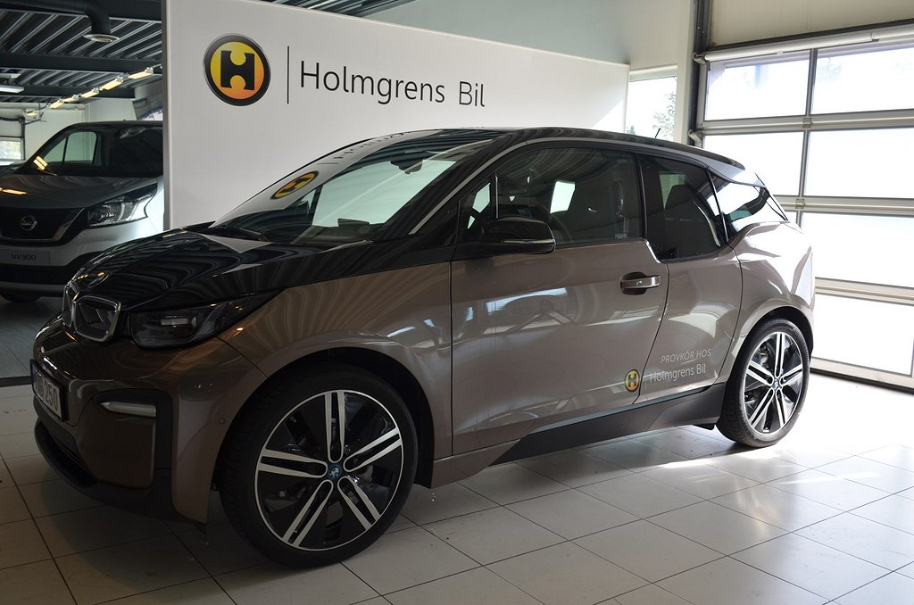 BMW i3 120Ah Charged Plus Driving Assistant Plus