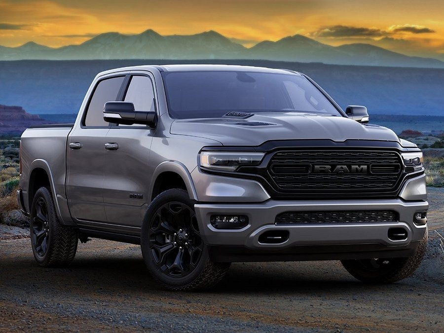 Dodge Ram Limited Night Edition 2021