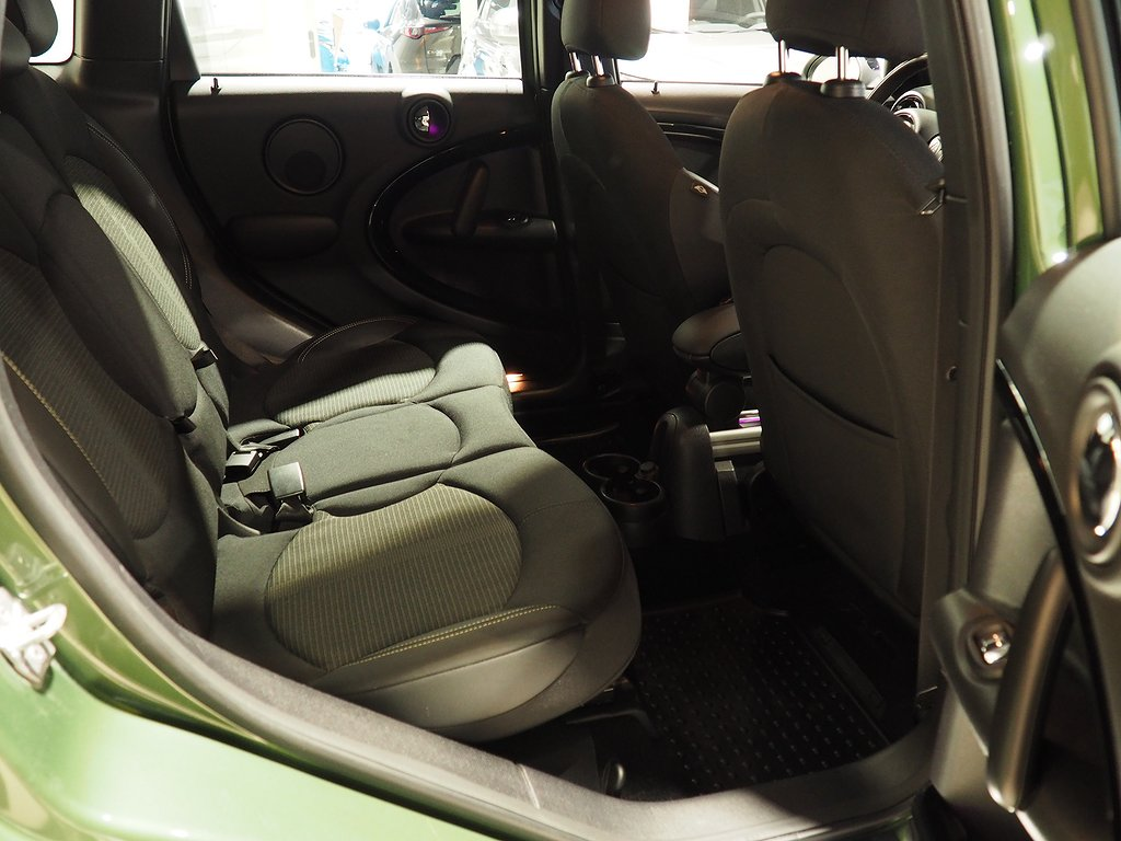 Mini Cooper D ALL4 Countryman Automat Chili Sport 2015