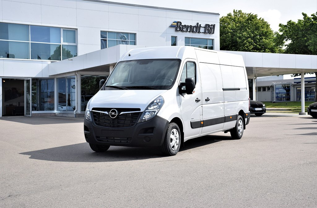 Opel Movano L3H2 / Business / AUTOMAT