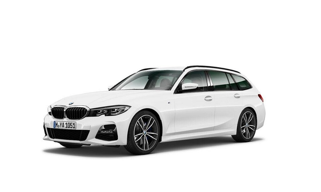 BMW 330 i Touring M Sport / Connected / 19""