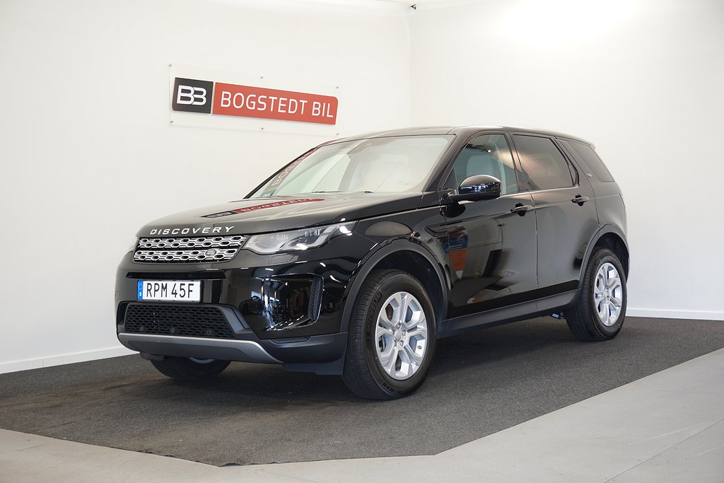 Land Rover Discovery Sport S D180 AWD