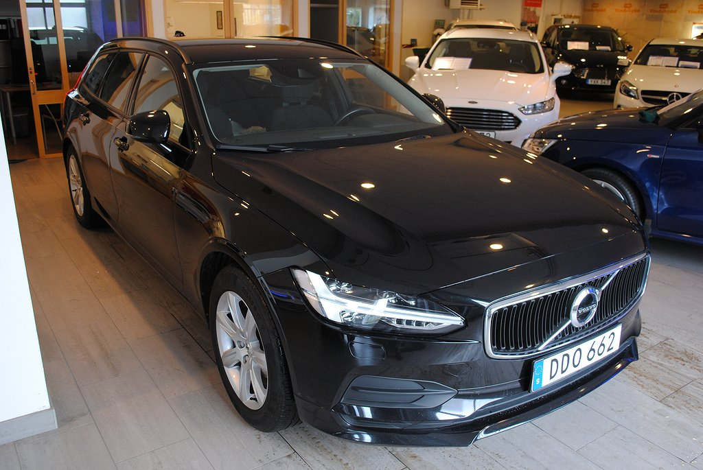 Volvo V90 D4 Business 190hk *Drag*