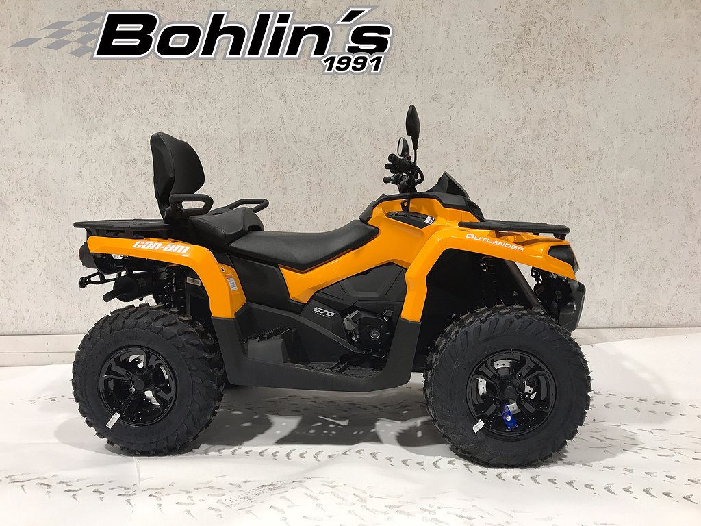 Can-Am Outlander MAX 570 T3B ABS -18