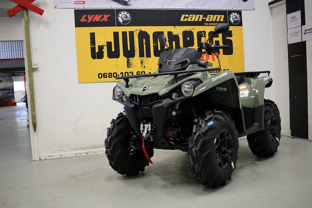 Can-Am Outlander PRO+ 450 T3B