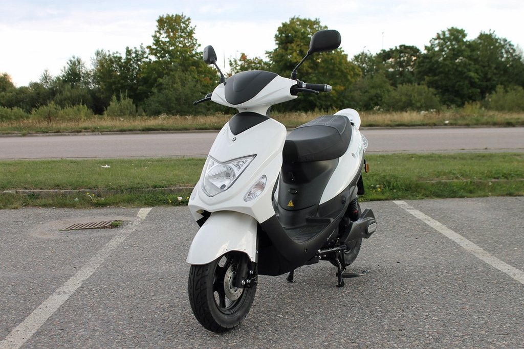 Vento Flash Elmoped 45km/h Klass 1