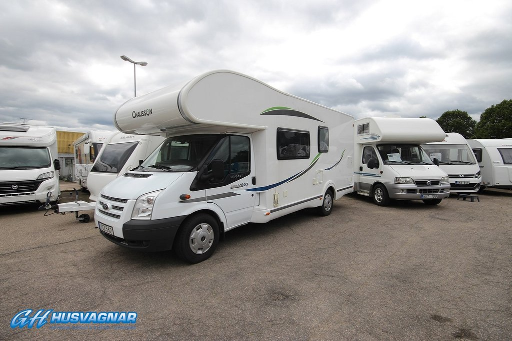 Chausson M14 140CH