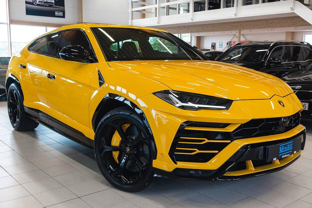 Lamborghini Urus 650HK STYLE ## SÅLD SÖKER FLER! ##