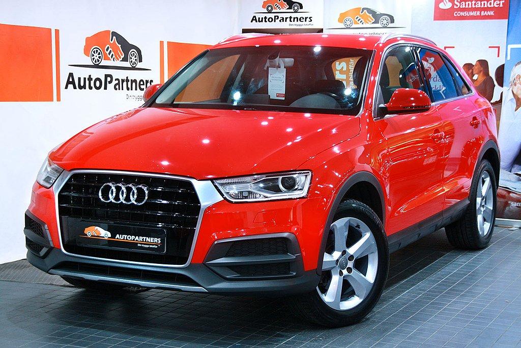 Audi Q3 R.E.S.E.R.V.E.R.A.D