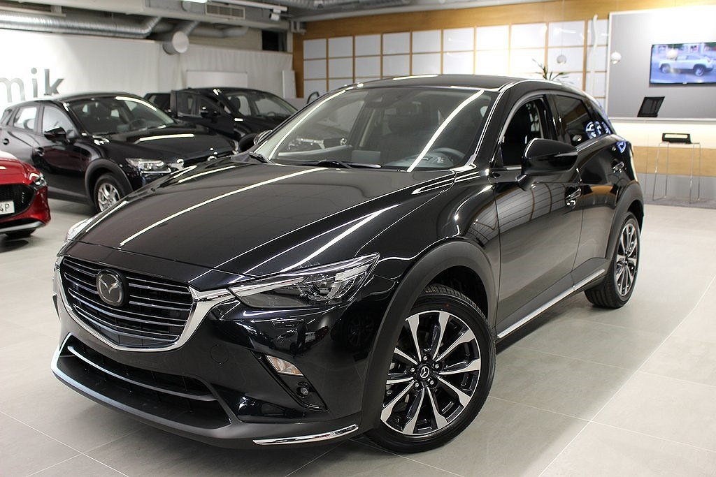 Mazda CX-3 Optimum 2.0 121hk