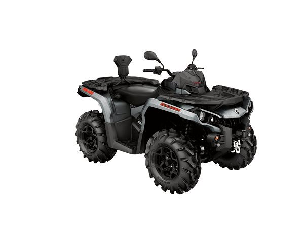 Can-Am Outlander 650 PRO T3A