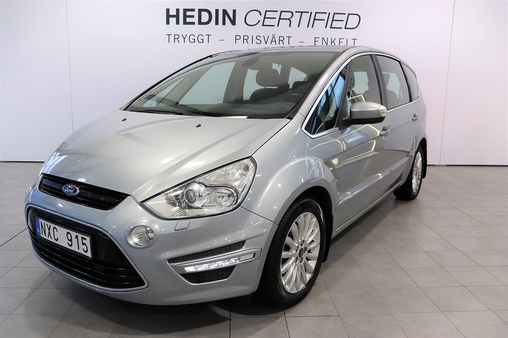 Ford S-Max Business 2.0 Tdci Aut