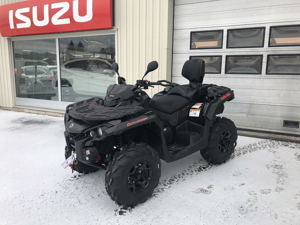 Can-Am Outlander 650 Max Pro T3B