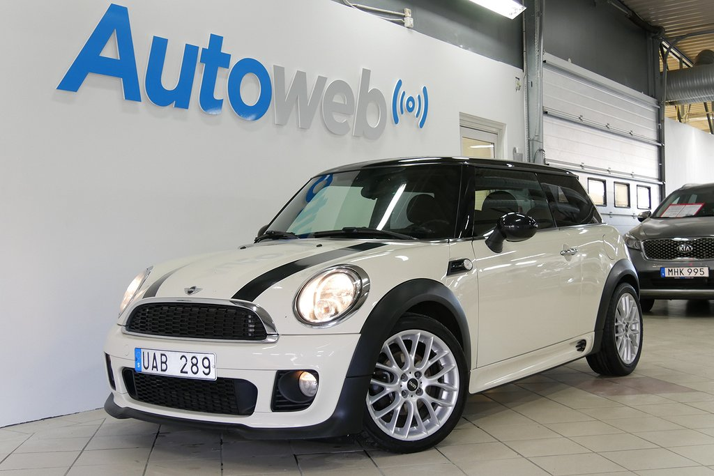 Mini Cooper D Chili 111hk John Cooper Works Edition