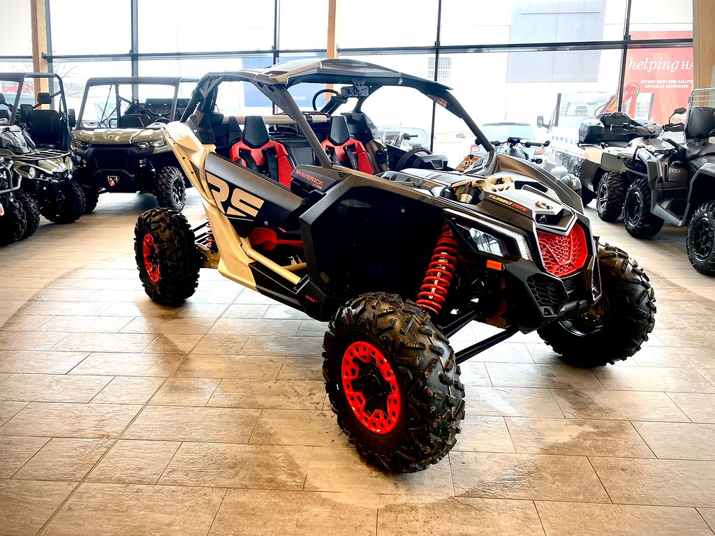 Can-Am Maverick X RS TURBO RR