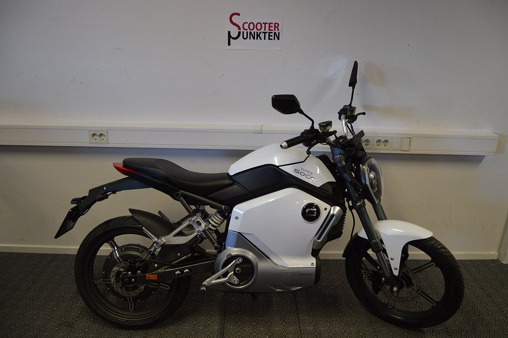 Super SOCO TS1200R **Klass:1**