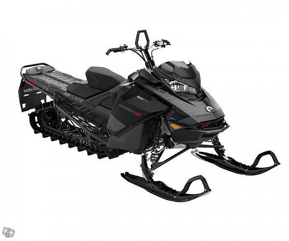 "Ski-doo Summit X SHOT 154"" -20 Black"