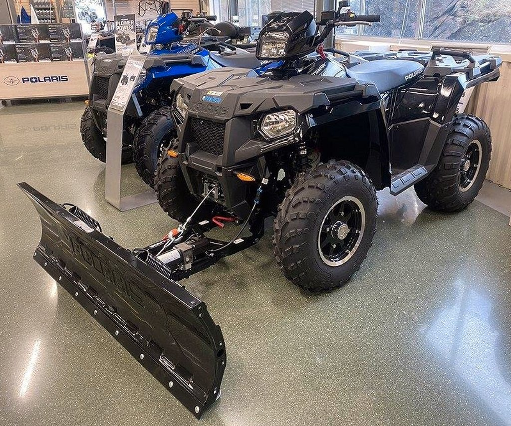 Polaris Sportsman 570 Black Pearl Demo-ex