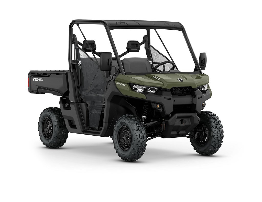 Can-Am TRAXTER BASE HD5 T