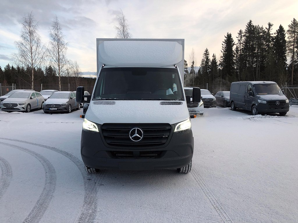 Mercedes-Benz Sprinter 316 CDI Chassi EH