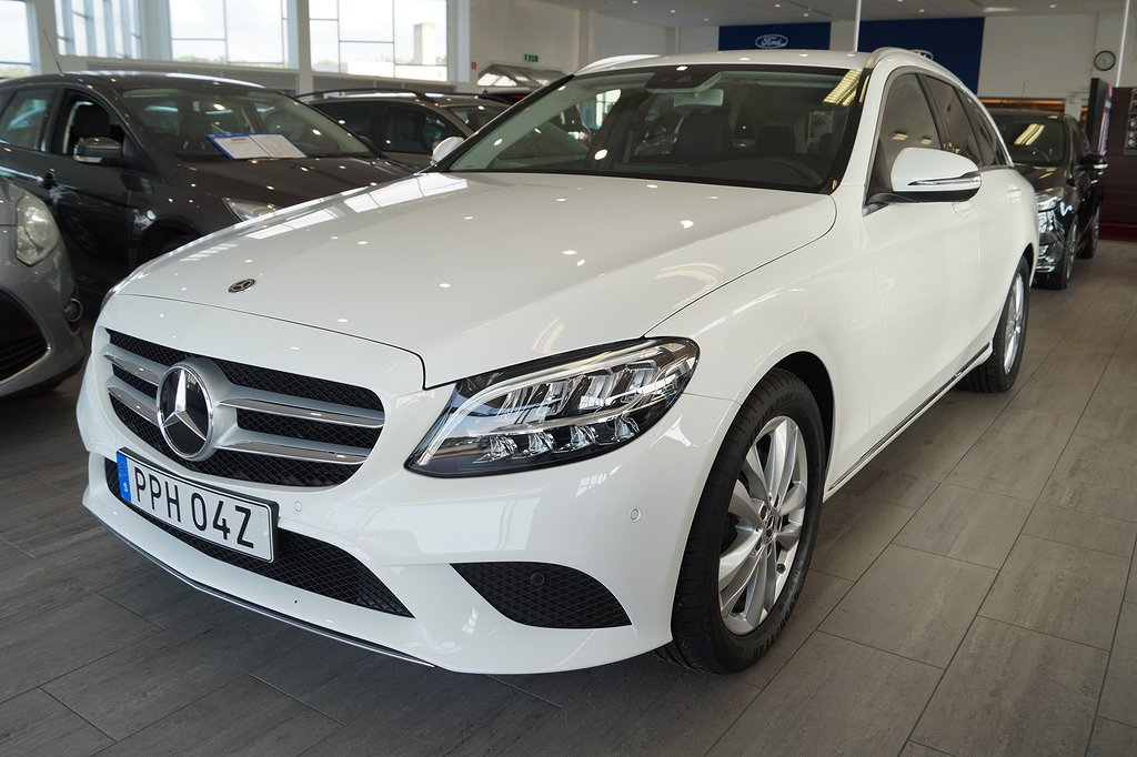 Mercedes-Benz C 200 d Kombi / DEMO
