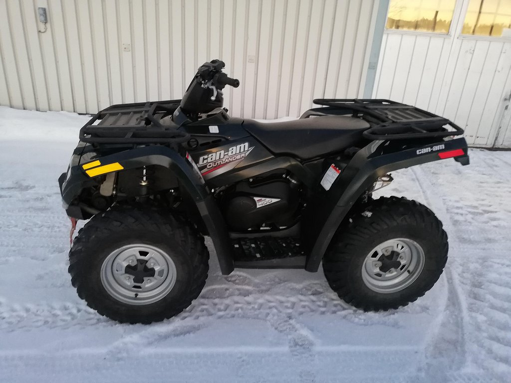 Can-Am Outlander 400 HO