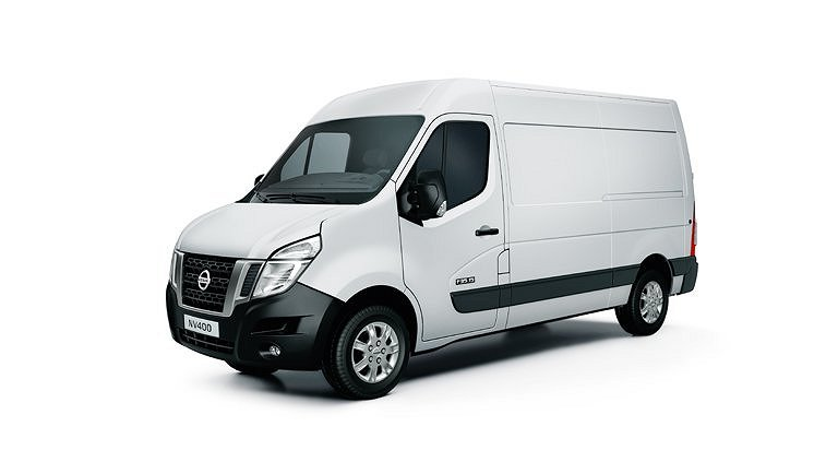 Nissan NV400 145Hk L2H2 Working Star