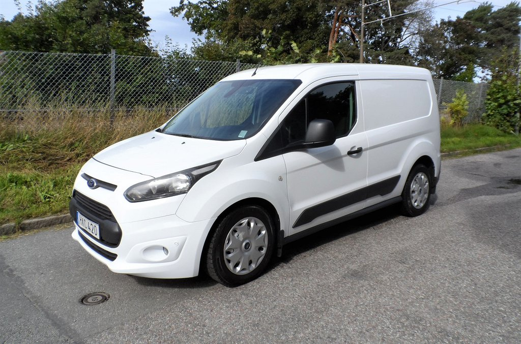 Ford Transit Connect 1.6 TDCi 95hk