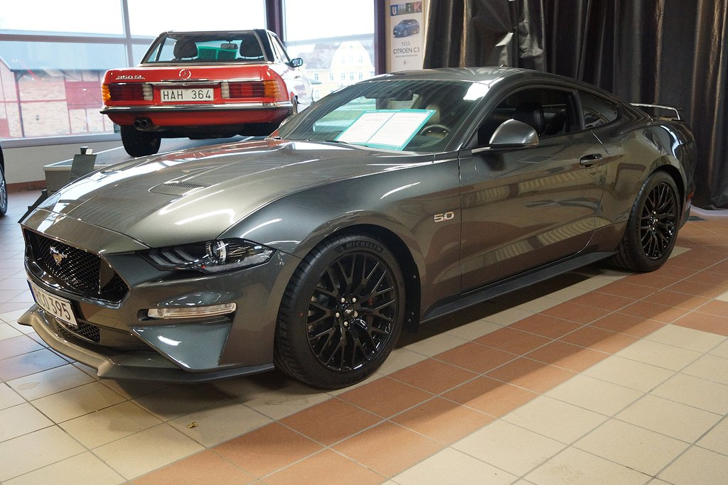 Ford Mustang GT 5.0 Premium Aut