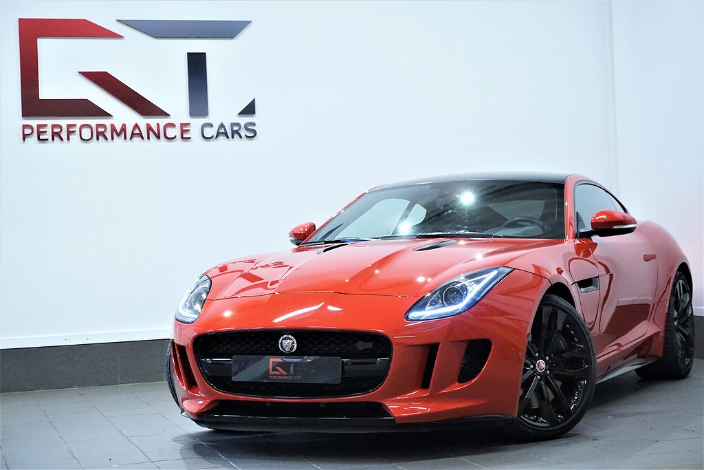 Jaguar F-Type S 381HK Panorama