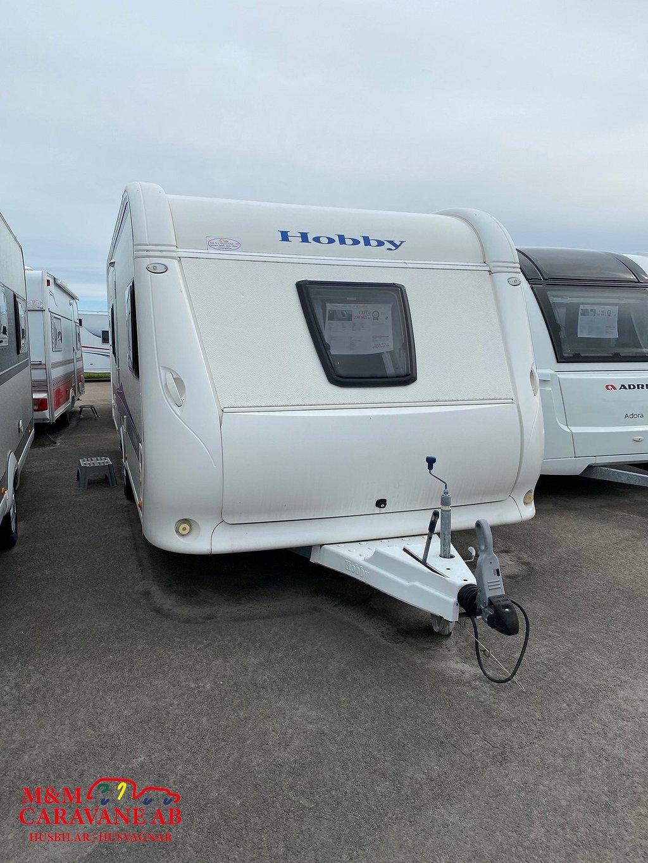 Hobby 560 Excellent UFE dubbelbädd