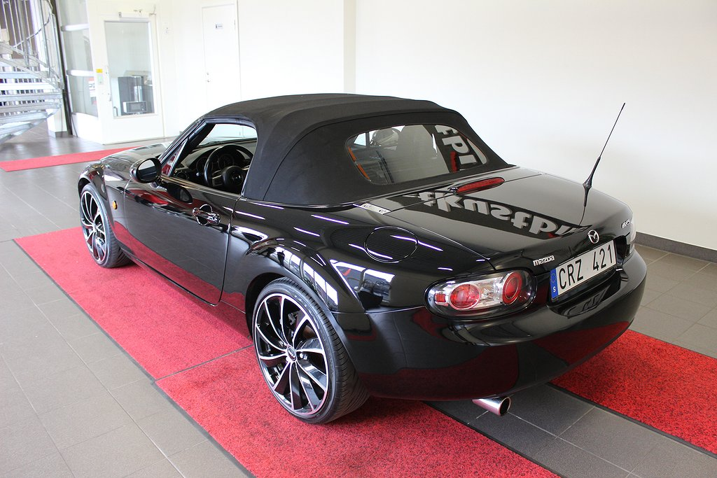 Mazda MX-5, Soft-top 2.0 160hk
