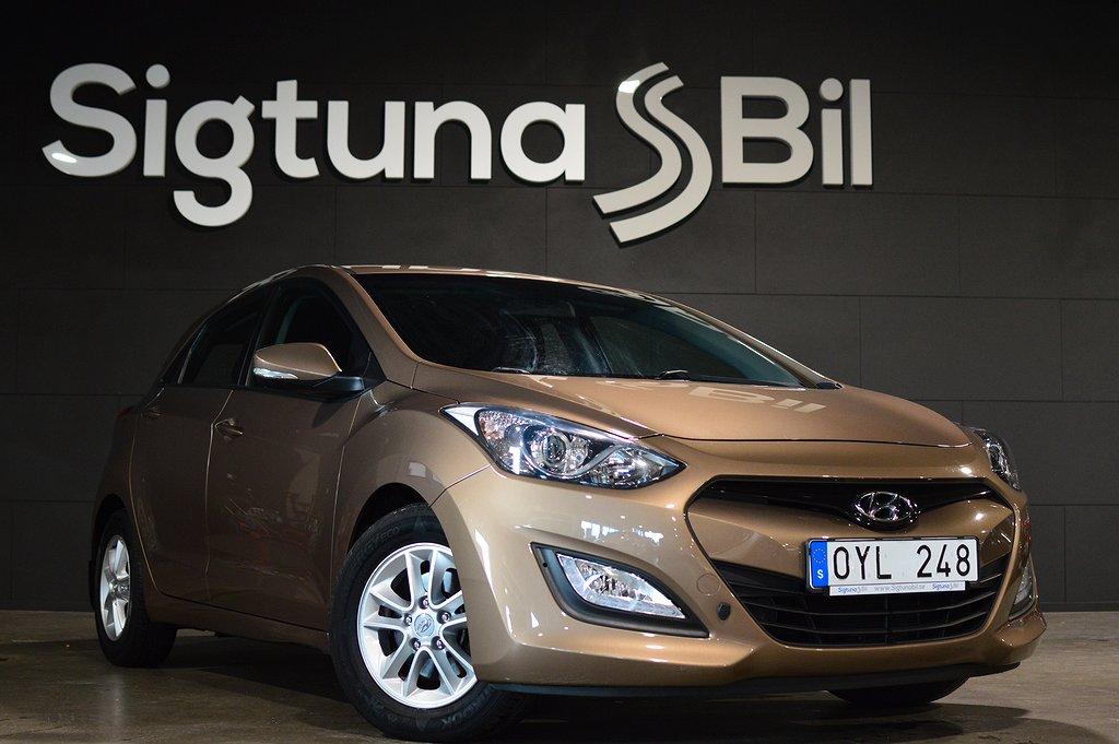 Hyundai i30 5-dörrar 1.6 GDI Automat 135hk