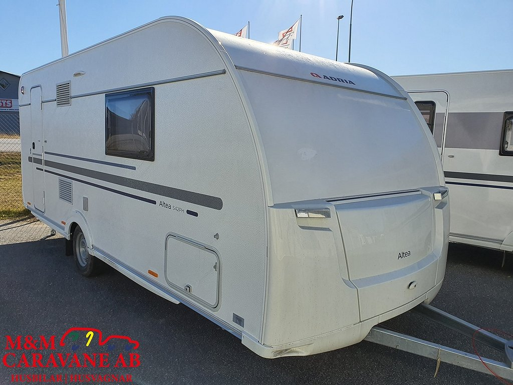 Adria Altea 542 PH Queenbed