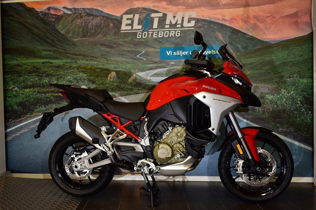 Ducati NYA Multistrada V4S | 2021 - ELIT MC