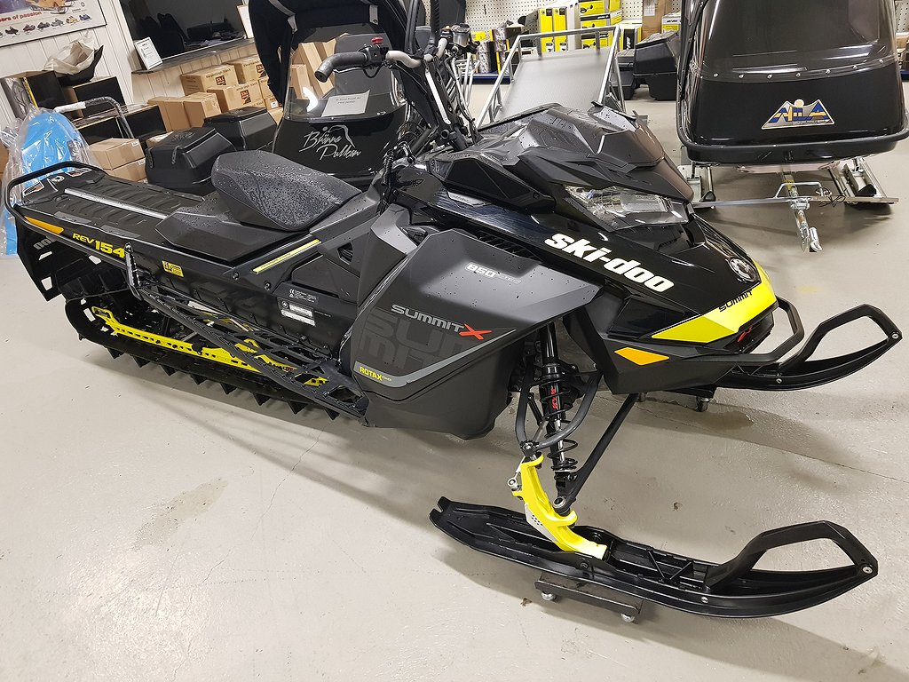 Ski-doo Summit X 850 154""