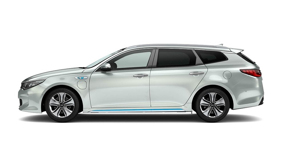 Kia Optima SW 2.0 GDi Plug-in hybrid DCT Pluspaket 1/Privatleasing ink. ser