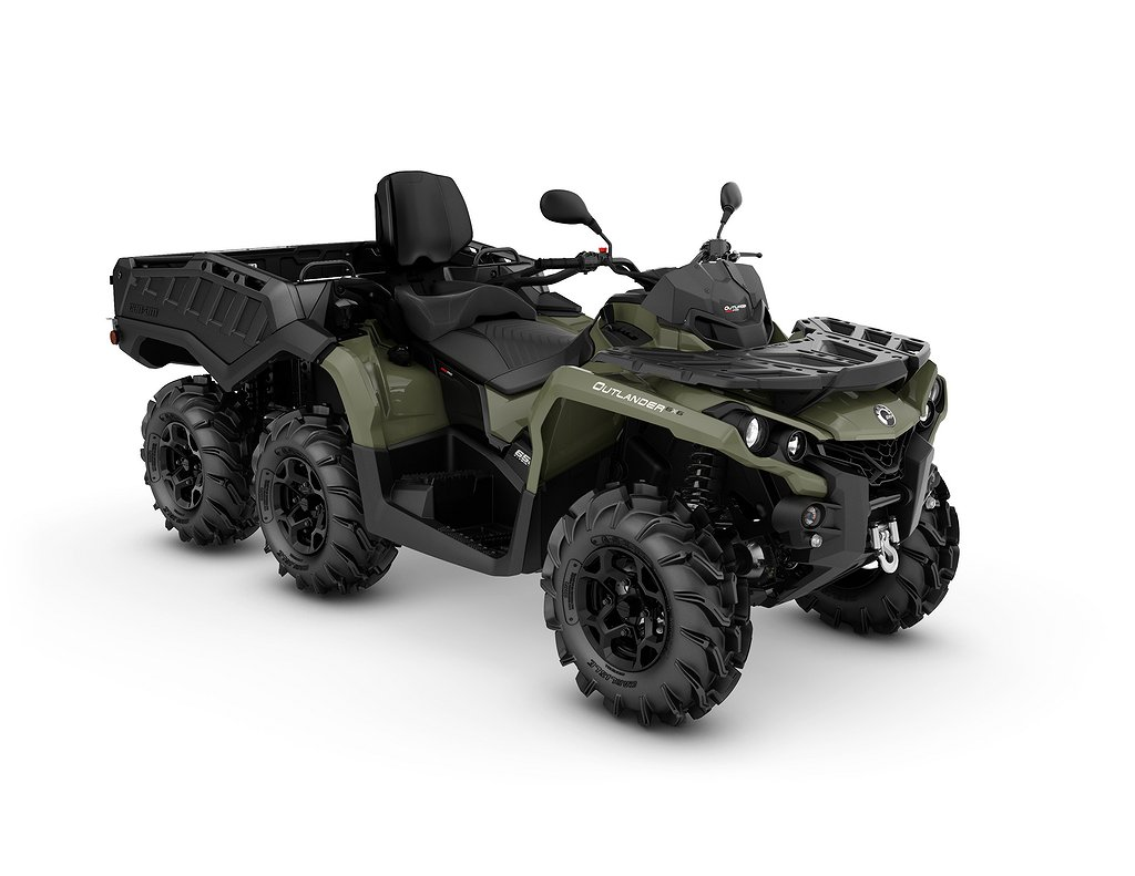 Can-Am Outlander Max 650 6x6 Pro+ T Side Wall