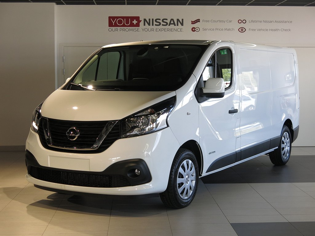 Nissan NV300 1.6 dCi 125 Working Star *Mobility Race* 2321 KR EX MOMS/M