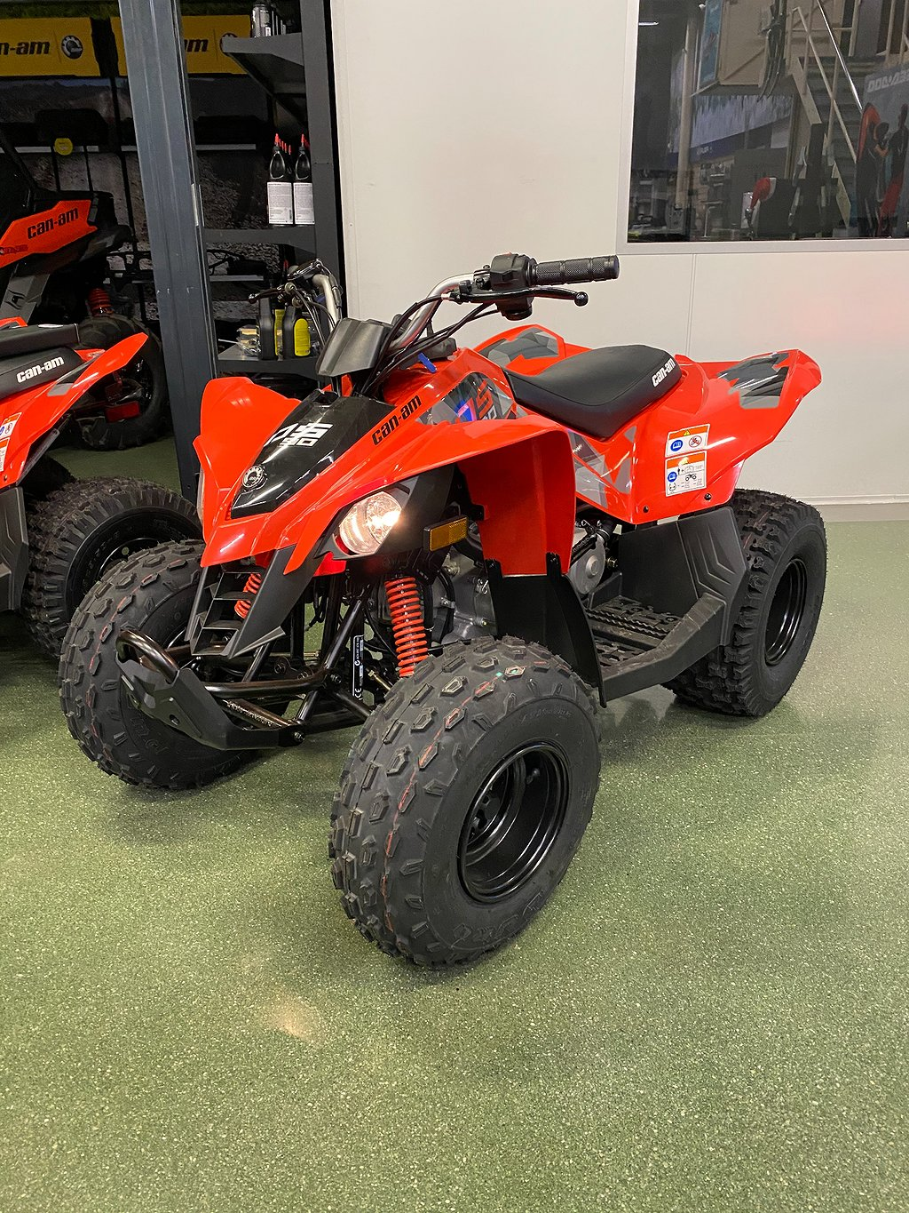 Can-Am DS STD 90